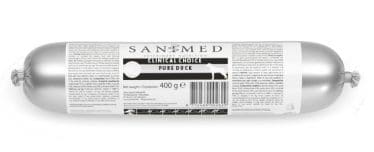 Sanimed Clinical Choice Dog - Pure Duck Worst