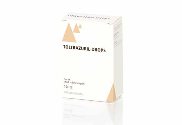 Toltrazuril drops