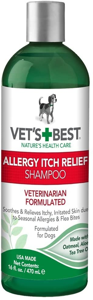 Vets best allergy itch relief