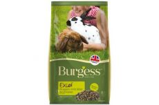 Burgess Excel Nuggets With Mint Rabbit Adult Konijnenvoer